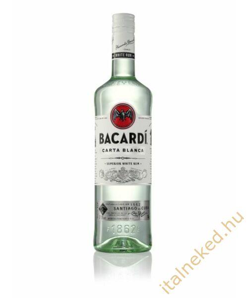 Bacardi Superior Carta Blanca Rum (37,5%) 0,7