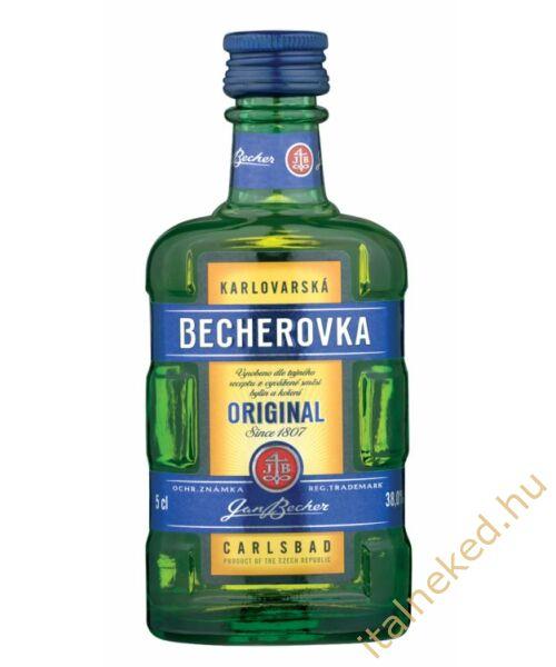 Becherovka (38%) 0,05 l