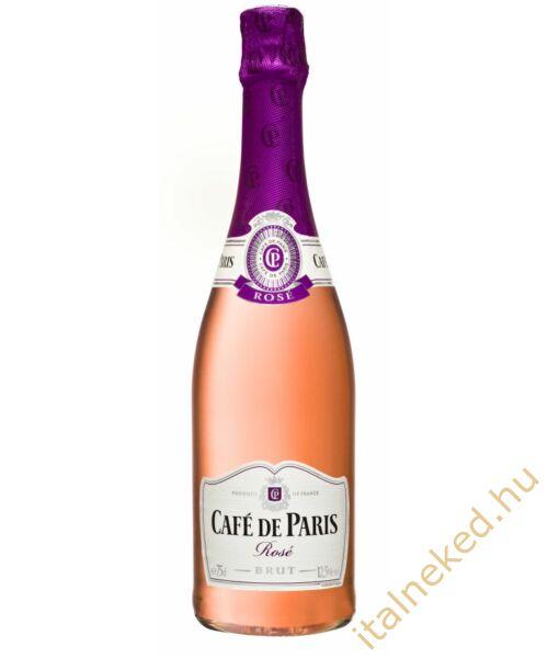 Cafe De Paris Rose pezsgő (12,5%) 0,75 l