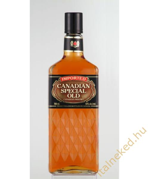 Canadian Special Old Whiskey (40%) 0,7 l