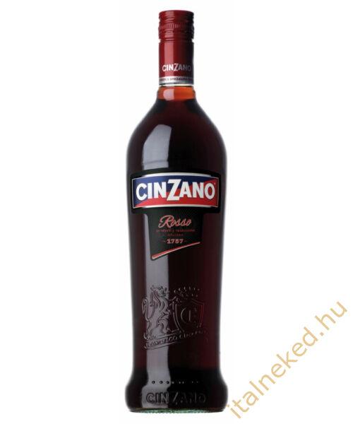 Cinzano Rosso  vermut (14,4%) 0,75 l