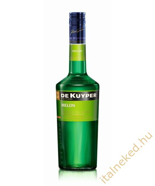 De Kuyper Melon likőr (dinnye) (24%) 0,7 l