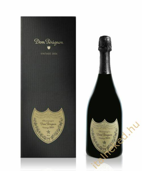 Dom Pérignon pezsgő  (díszdobozban) (12,5%)  0,75 l