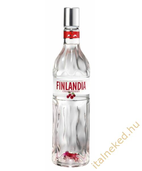 Finlandia Cranberry Vodka (37,5%) 0,7 l