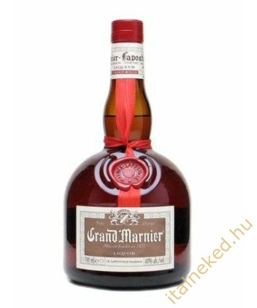 Grand Marnier Cordon Rouge likőr (40%) 0,7 l