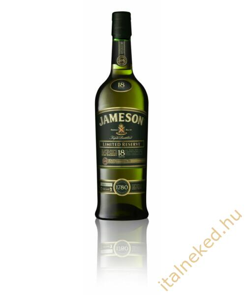 Jameson 18 Year Old Whiskey (40%) 0,7 l