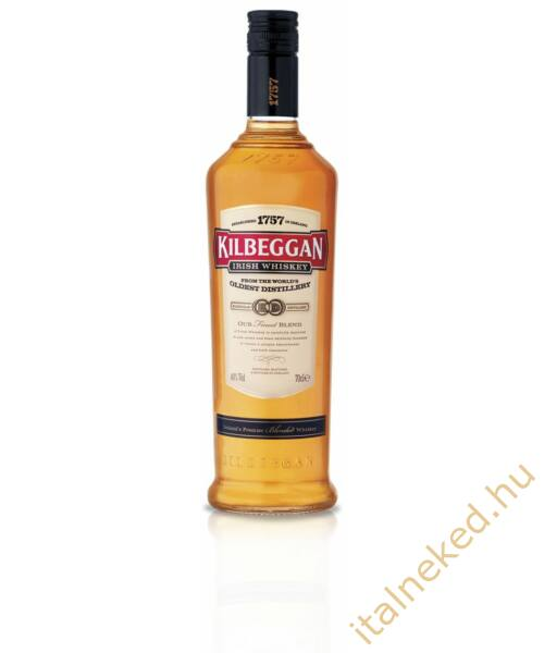 Kilbeggan Whiskey (40%) 0,7 l
