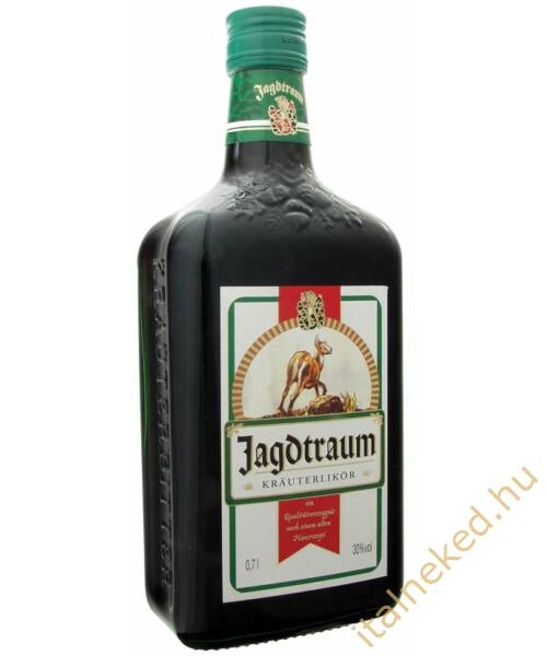 Jagdtraum Mulhoff  gyomorkeserű (30%) 0,7 l