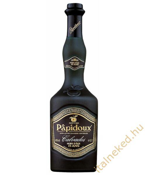 Calvados Papidoux (40%) 0,7 l