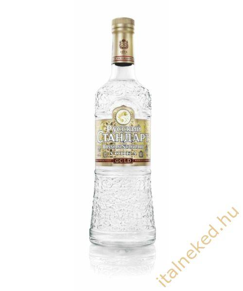 Russian Standard Gold Vodka (40%) 0,7 l