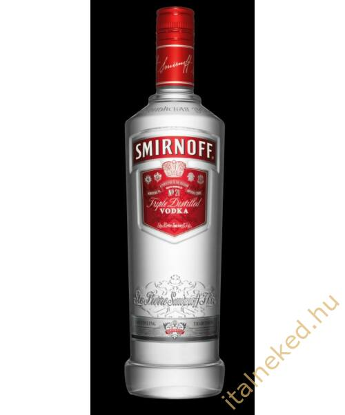 Smirnoff Red Vodka (37,5%) 0,7 l