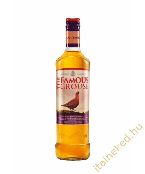 The Famous Grouse Whisky (40%) 1 l