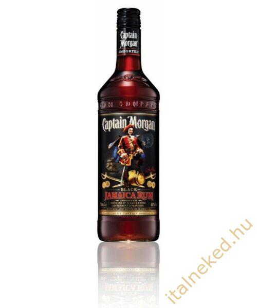 Captain Morgan Black Rum (40%) 0,7 l