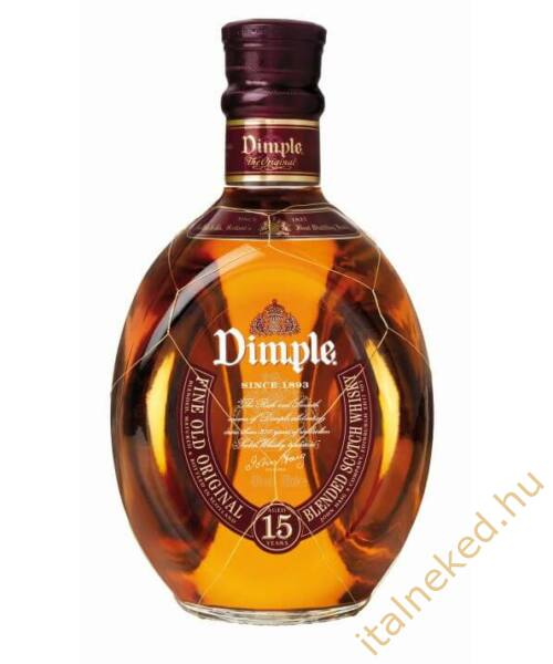 Dimple 15 Year Old Whisky (40%) 0,7 l