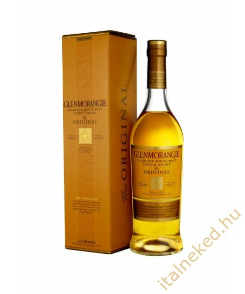 Glenmorangie 10 Year Old Original Whisky (40%) 0,7 l