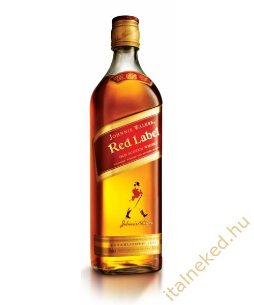 Johnnie Walker Red Label (40%) 0,7 l