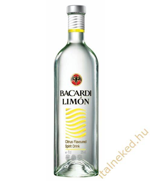 Bacardi Limon Rum (32%) 0,7