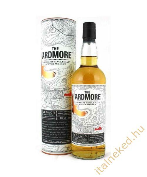 Ardmore Single Malt Whisky (díszdobozban) (40%) 0,7 l