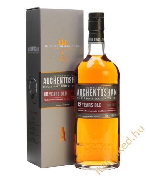 Auchentoshan 12 Year Old Whisky 40% 0,7