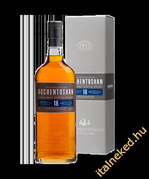 Auchentoshan 18 Year Old Whisky 43% 0,7