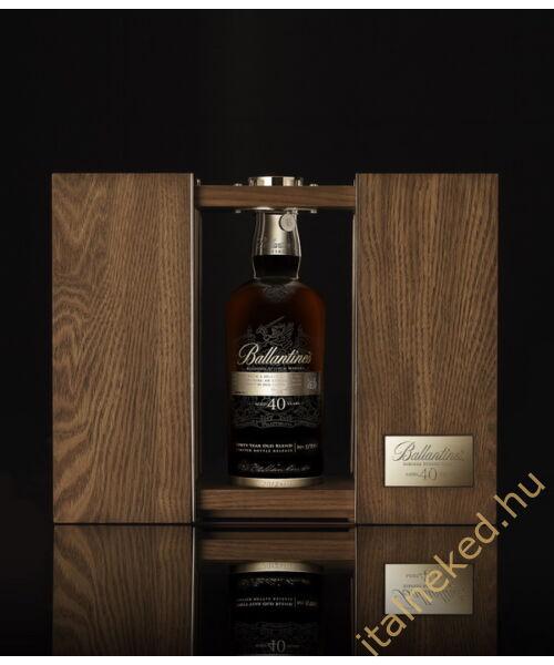 Ballantine's 40 Year Old Whisky (43%) 0,7 l