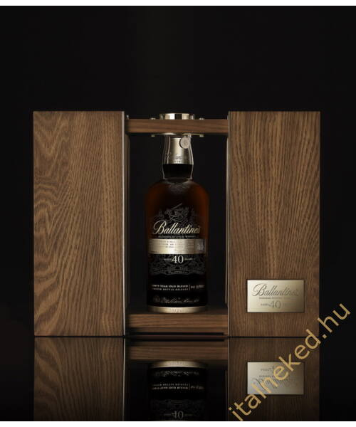 Ballantine's 40 Year Old Whisky (43%) 0,7 l