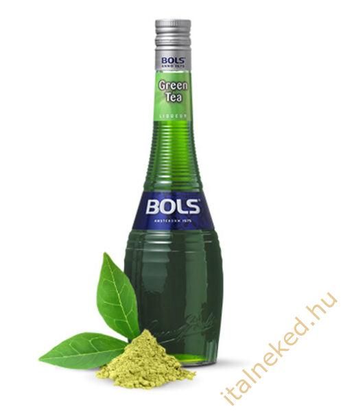 Bols Green-Tea zöldtea likőr (24%) 0,7 l