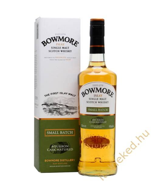 Bowmore Small Batch Whisky (40%) 0,7 l