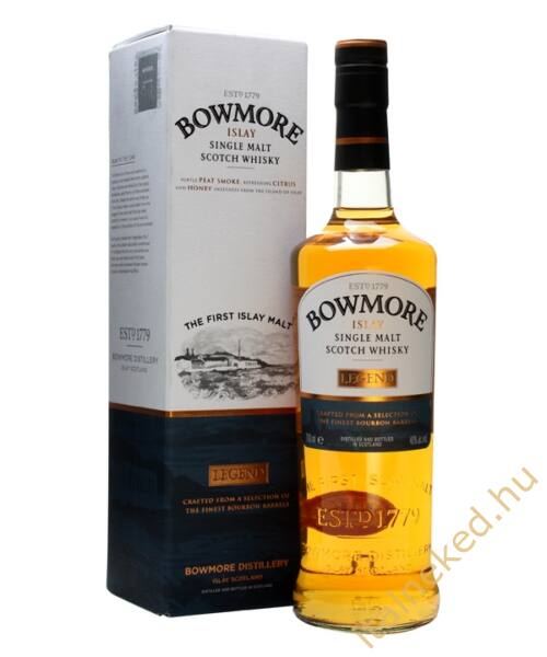 Bowmore Legend Whisky (40%) 0,7 l
