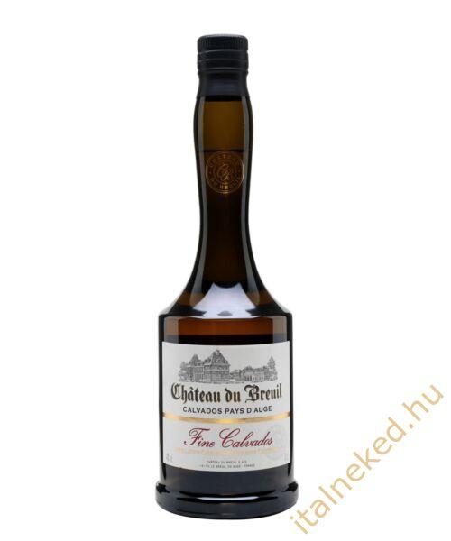Calvados Chateau de Breuil Fine 0,7l (40%)