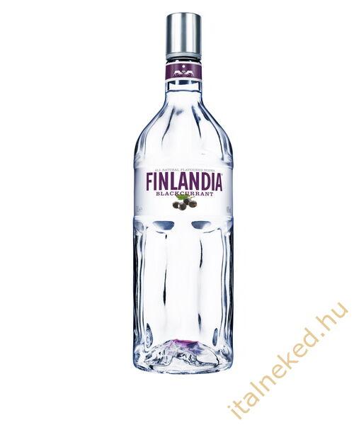Finlandia Blackcurrant Vodka (37,5%) 0,7 l