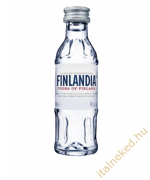 Finlandia vodka mini (40%) 0,05 l