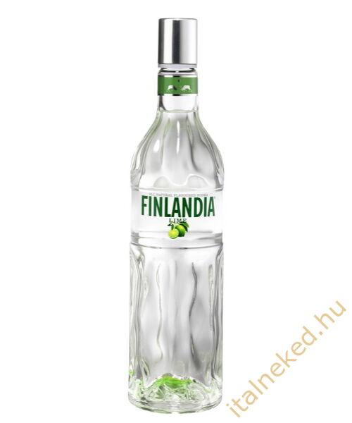 Finlandia Lime Vodka (37,5%) 1 l
