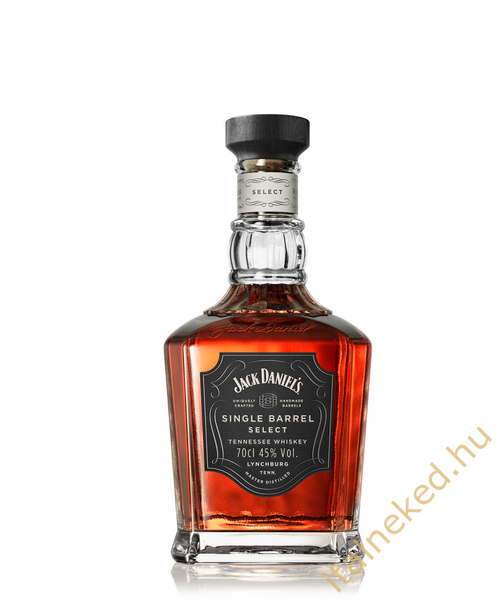 Jack Daniels Single Barrel Whisky (45%) 0,7 l