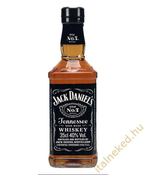 Jack Daniels Whisky (40%) 0,5 l