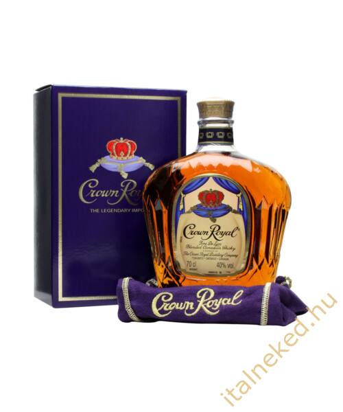Crown Royal Whisky 0,7l 840%)