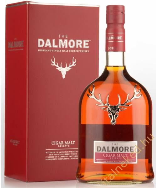 Dalmore Cigar Malt Whisky (40%) 0,7 l