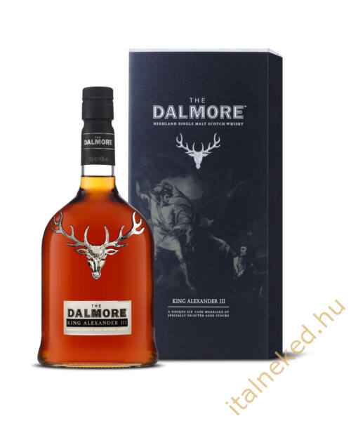 Dalmore King Alexander III Whisky (40%) 0,7 l