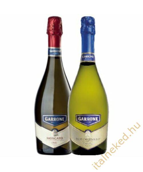 Garrone Pinot Chardonnay Dry Pezsgő 0,75