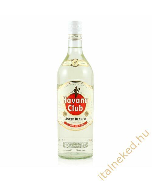 Havana Club Anejo Blanco Rum (37,5%) 1 l