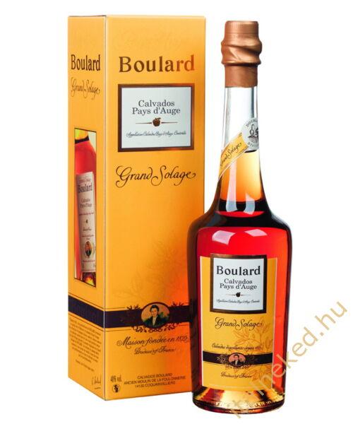Calvados Boulard Grand Solage (40%)  0,7 l