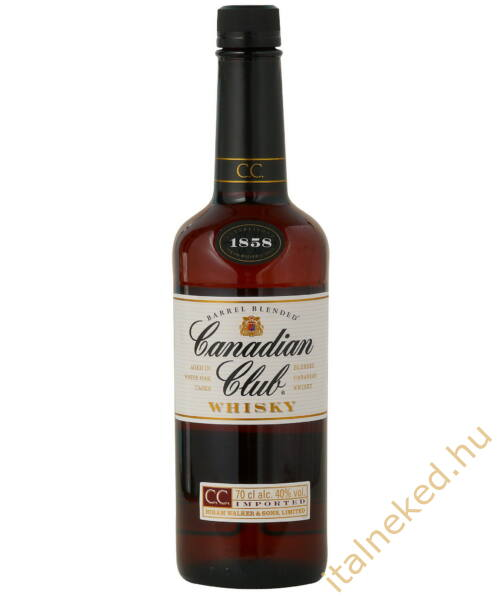 Canadian Club Whisky (40%) 0,7 l