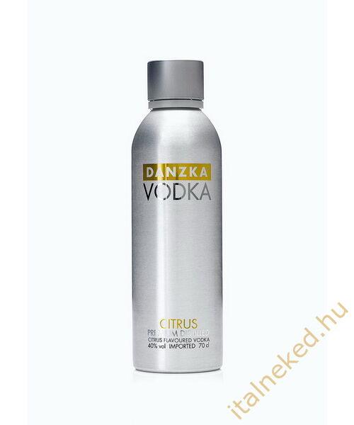 Danzka Citrus Vodka (40%) 0,7 l
