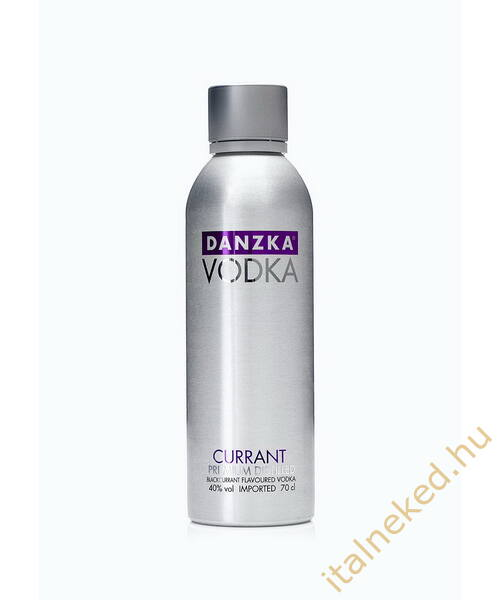 Danzka Currant Vodka (40%) 0,7 l