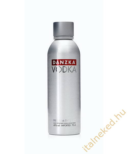 Danzka Danish vodka (40%) 0,7 l
