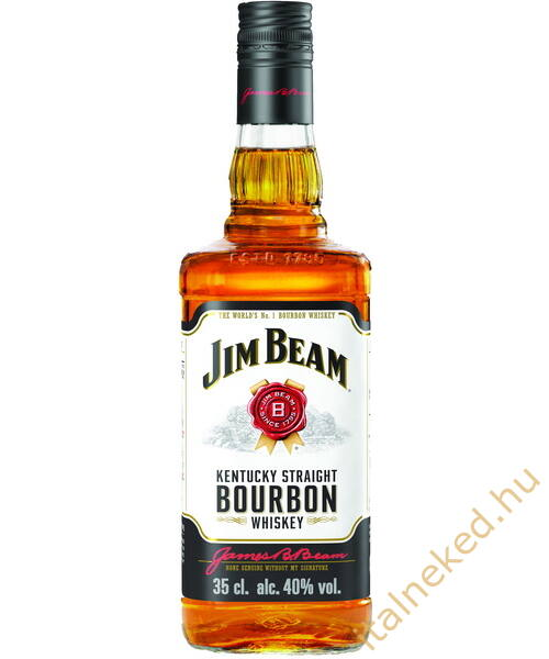 Jim Beam whisky (40%) 0,35 l