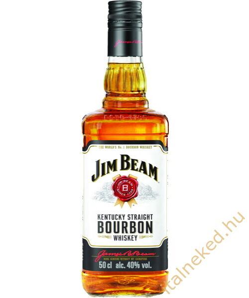 Jim Beam whisky (40%) 0,5 l