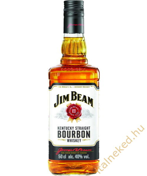 Jim Beam whisky (40%) 0,5 l