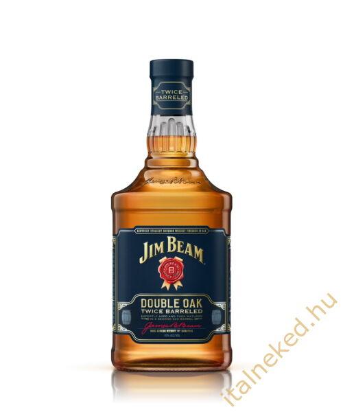 Jim Beam Double Oak (43%) 0,7 l