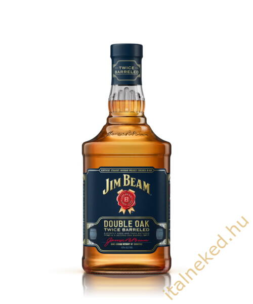 Jim Beam Double Oak (43%) 0,7 l